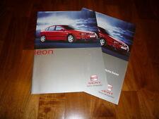 Seat Leon Prospekt 03/2001