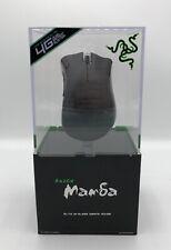 Razer Mamba 4G Dual Sensor System Gaming Mouse Elite Nuevo Envío gratuito