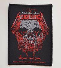 Metallica-wherever I May Roam-patch - 7,7 CM x 10,2 cm - 164469