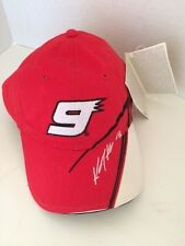 Kasey Kahne  #9 Red Big Number Youth Chase Authentics Hat-CX9820110-Free Ship