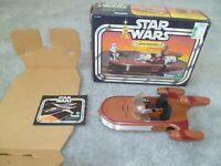 1978 Star Wars Land Speeder Original box Kenner