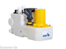 KSB Hebeanlage Pumpe mini-Compacta US1.40 D m. Schneidwerk u. Rückschlag 400V
