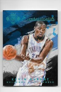 2015-16 Panini Court Kings /25 KEVIN DURANT Expressionists Parallel - Nets