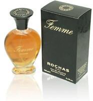 FEMME by Rochas Perfume 3.3 oz / 3.4 oz for Women New in Box