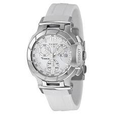 Tissot T-Race Collection White Ladies Watch T048.217.17.017.00-AU
