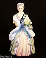 "Hn3189 - Royal Doulton - ""Hm Queen Elizabeth, The Queen Mother"" -90th Birthday"