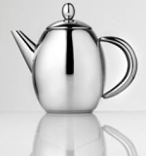 Creative Tops 1500 Ml Stainless Steel La Cafetiere Paris Teapot With Infuser Bas