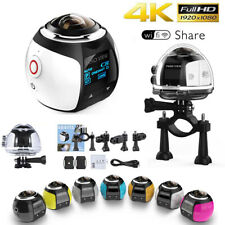 V1 FHD VR Action Sport Camera Cycling Waterproof WiFi APP Remote 1080p 30FPS dr