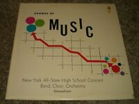 Sounds Of Music New York All-State High School Concert~Band Choir Orchestra~FAST