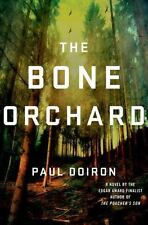 Mike Bowditch Mysteries The Bone Orchard Paul Doiron '14 Hardcover FIRST EDITION