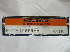 Micro Switch by Honeywell FE7C-TC6GR-M Photoelectric switch NEW!! in Factory Box