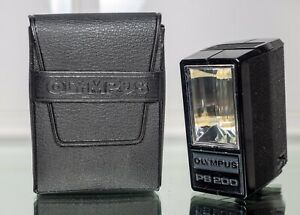 OLYMPUS PS200 FLASH  FOR OLYMPUS TRIP 35 ,35RD 35RC Etc , fully Tested & Working