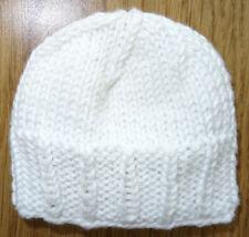 Bonnet de laine pour Bleuette