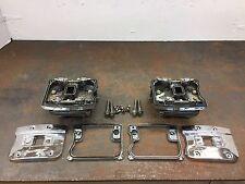 EVO evolution Cylinder Heads front 16721-84 rear 16720-84 Harley engine motor