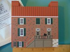 Fj Designs The Cat's Meow Village - 1997 Collector's Club Edition, Jackson Home