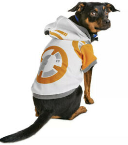 Star Wars Dog Hoodie costume from Petco. New With Tags