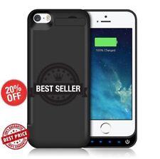4200mAh para iPhone 5 5s SE Externo Batería Cargador Funda cubierta de respaldo Power Bank