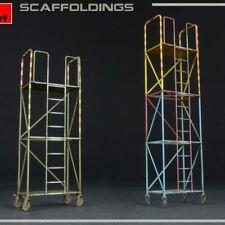 MINIART MODELS1/35 Scaffoldings (2)  MIA35605
