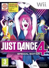 Just Dance 4 - Special Edition - Nintendo Wii
