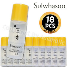 Sulwhasoo Essential Balancing Water EX 5ml x 18pcs (90ml) Sample Newist Version