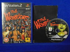ps2 WARRIORS The Movie Fighting Game Playstation PAL UK ENGLISH Version