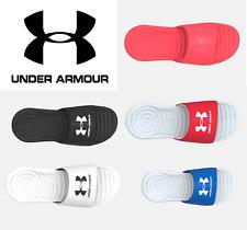 Under Armour Men's Ansa Fix SL Slides Sandals  - NEW - FREE SHIP - 3023761