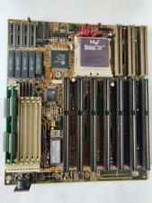 Motherboard Socket 3 ISA VLB + Intel 486 DX 33 MHz + 16 MB RAM