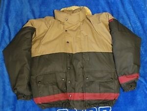 Ralph Lauren Polo Country Redline Down Jacket size Large *RARE*