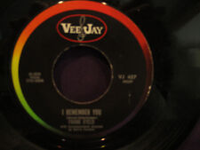 Frank Ifield 'I Listen To My Heart/I Remember You' W/ORIG SLEEV E