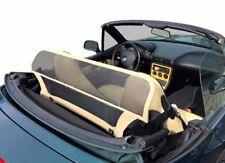 Tan Frangivento BMW Z3 Roadster E36 Windstop Beige Windblock Frangivento Jammer