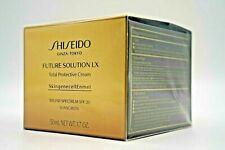 Shiseido Future Solution LX Total Protective Cream SPF20-Brand New in Box