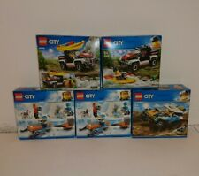Lego City Sammlung - NEU & OVP
