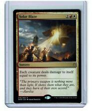Solar Blaze - War of the Spark - Magic the Gathering
