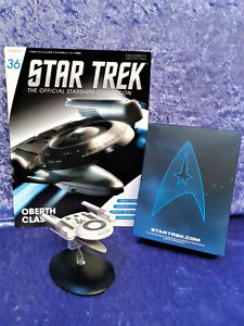 Star Trek Official Starships Collection 36 Oberth Class and Magazine