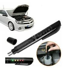 5 LED Brake Fluid Liquid Oil Tester Pen Indicator Car Testing Tool for DOT3/DOT4