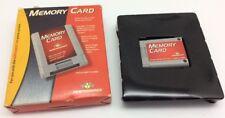 Leistung Brand Speicherkarte Nintendo 64 N64 in Box