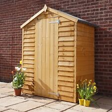 small garden shed store 3 x 5