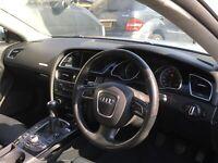 2007 Audi A5 8T 8F 3.0TDI V6 Quattro EMPTY DASHBOARD