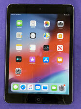 "Apple iPad mini 2 (MF080LL) 32GB, Wi-Fi + Cellular (Unlocked), 7.9"" - Space Gray"