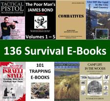 Poor Man's James Bond Survival Prepper Trapping Handbook Paladin Press E  Book
