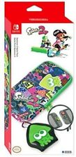 Hori Splatoon 2 Splat Pack - Nintendo Switch Gaming Accessory Set