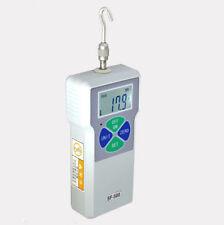 220V Digital Push Pull Force Gauge High Precision LCD Pressure Tester Meter DC5V