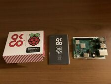 Raspberry Pi 3 Model B Plus Broadcom 2837 ARMv8 64bit 1.4GHz 1GB RAM WiFi...