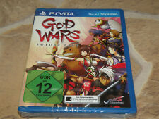 God Wars Future Past para PS Vita