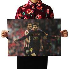 US SELLER- kids wall Lionel Messi FC Barcelona Soccer footballer sports poster