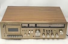 Vintage Panasonic Receiver Cassette AM/FM Tape Player RA-6500 Tested Working