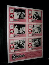 CADDYSHACK Linen Backed AUSTRALIAN LOBBY CARD POSTER Chevy Chase DANGERFIELD