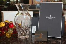 """Large Waterford Crystal Lismore 12"""" Vase - 140689 New in Box"""