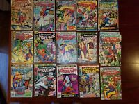 Vintage 1970's Marvel Comics, Special Editions, Spider Man, Hulk, Thor & more