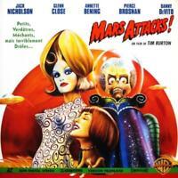 MARS ATTACKS! WS VF PAL LASERDISC Jack Nicholson, Pierce Brosnan